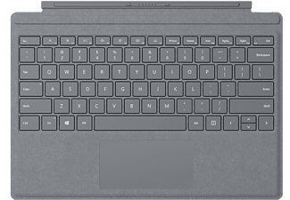 MICROSOFT Cover clavier Signature Type Cover Surface Pro Platine AZERTY BE (FFP-00006)