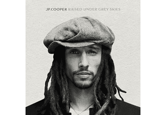JP Cooper - Raised Under Grey Skies - (Vinyl)