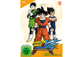 Dragonball Z Kai - DVD Box 8 - Episoden 117-133 - (DVD)