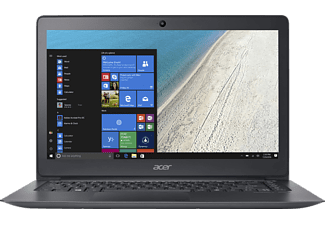 ACER TravelMate X3 (X349-G2-M-58W2), Notebook, Core™ i5 Prozessor, 8 GB RAM, 256 GB SSD, Intel® HD Graphics 620, Steel Gray (Aluminium-Gehäuse)