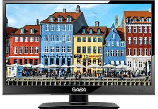 GABA GLV-1600 40 cm LED TV monitor funkcióval