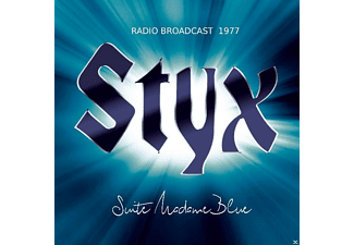 Styx - Suite Madame Blue - CD