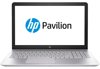 HP Pavilion - 15-cc530ng, Notebook mit 15.6 Zoll Display, Intel® Core™ i5 der siebte Generation Prozessor, 8 GB RAM, 1000 GB HDD, 128 GB SSD, Intel HD Graphics 620, Silber