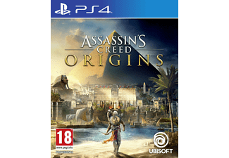 Assassin's Creed Origins NL/FR PS4