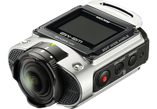 RICOH WG-M2 Action Cam, WLAN, Silber