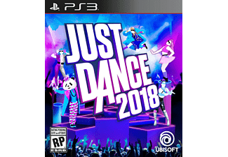Just Dance 2018 NL/FR PS3