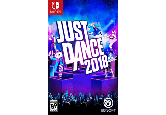 Just Dance 2018 NL/FR Switch
