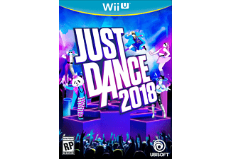 Just Dance 2018 FR/NL WiiU
