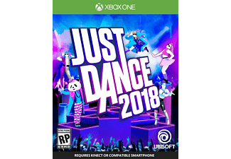 Just Dance 2018 FR/NL Xbox One