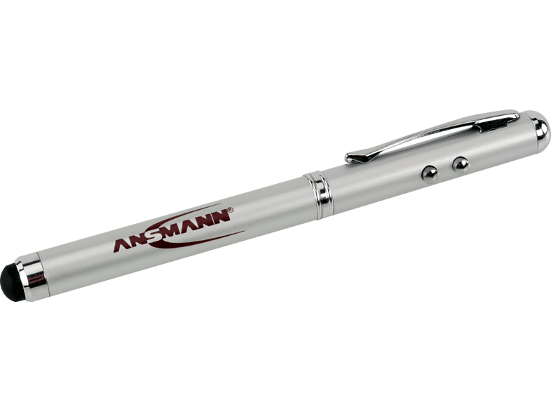 ANSMANN Stylus Touch 4in1 Multifunktionsstift