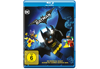 The LEGO Batman Movie - (Blu-ray)