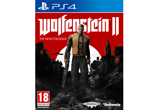 Wolfenstein II: The New Colossus PlayStation 4
