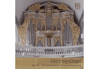 Andreas Fauß - Die Hey-Orgel in Sondershausen - (CD)