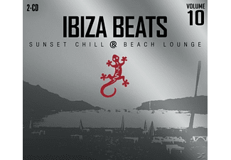 VARIOUS - Ibiza Beats Volume 10 (Sunset Chill & Beach Lounge) - (CD)