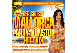 VARIOUS - Der große Mallorca Party-Nonstop Hit-Mix - (CD)