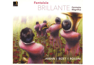 Magnifica - Fantaisie brillante - (CD)