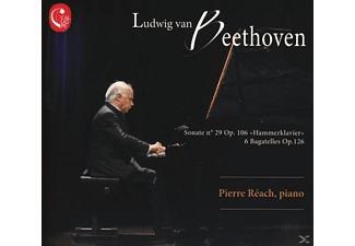 Pierre Reach - Reach spielt Beethoven - (CD)