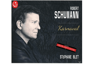 Blet Stephane - Karneval - (CD)