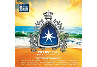 VARIOUS - Clubstar Ibiza Session 2017 - (CD)
