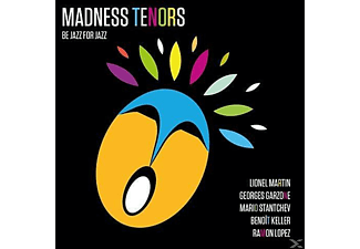 Madness Tenors - Be Jazz For Jazz - (Vinyl)