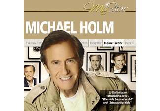 Michael Holm - My Star - (CD)