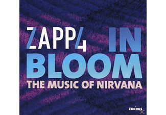 Zapp 4 - In Bloom: The Music Of Nirvana - (CD)