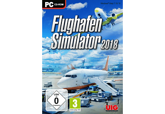 Airport Simulator 2018 - PC