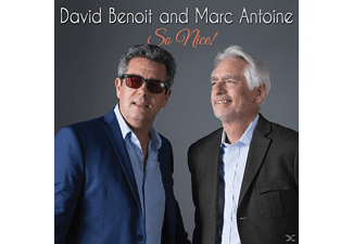 David Benoit, Marc Antoin - SO NICE - (CD)