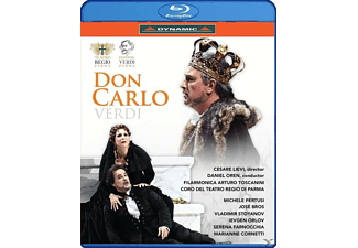 VARIOUS - Don Carlo - (Blu-ray)