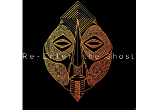 Itj - Re-Enter The Ghost - (CD)