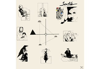Sextile - Albeit Living - (Vinyl)