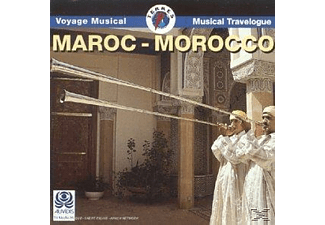 VARIOUS - Musical Travel Morocco - (CD)
