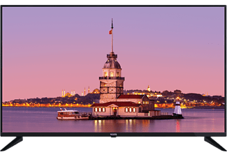 VESTEL 55UB9100S 55 inç 140 cm Ultra HD SMART LED TV Gümüş