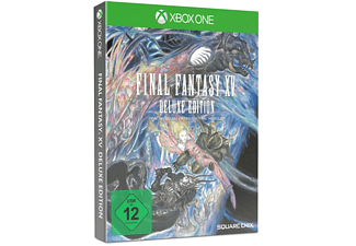 Final Fantasy XV: Deluxe Edition - Xbox One