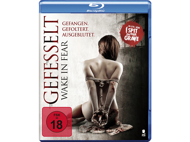 Gefesselt - Wake In Fear [Blu-ray]