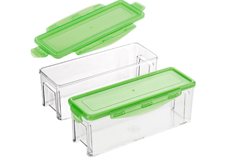 GENIUS 33986 Nicer Dicer Magic Cube 4-tlg., Behälter