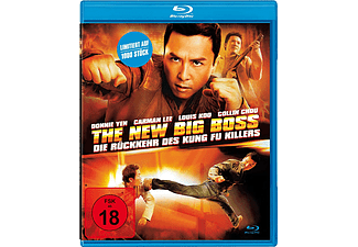 THE NEW BIG BOSS - Die Rückkehr des Kung Fu Killers - (Blu-ray)