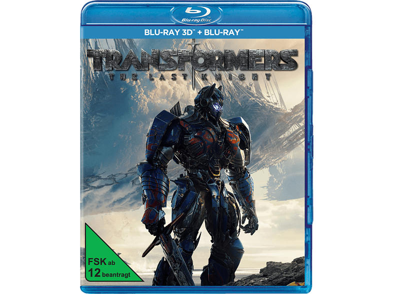 Transformers: The Last Knight [3D Blu-ray]