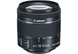 CANON EF-S 18-55 mm f/4-5.6 IS STM objektív