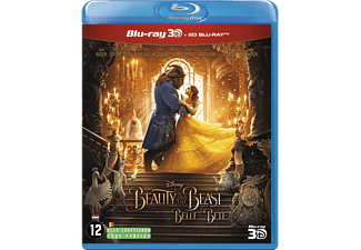 Beauty and the Beast (2017) Blu-ray 3D + 2D