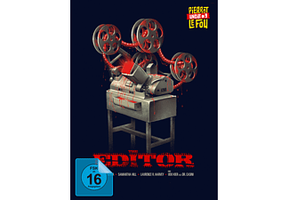 The Editor (ungeschnitten) - Limited Edition Mediabook - (Blu-ray)