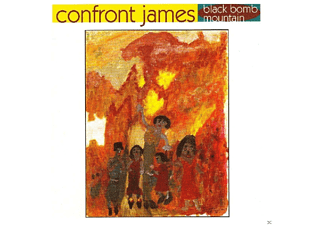 Confront James - Black Bomb Mountain - (CD)