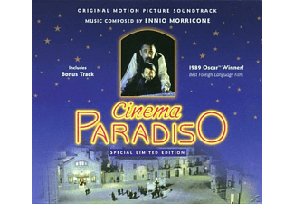 Ennio Morricone - Cinema Paradiso (Special Limited Edition) - (CD)