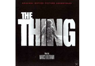 Marco Beltrami - The Thing (Original Motion Picture Soundtrack) - (CD)