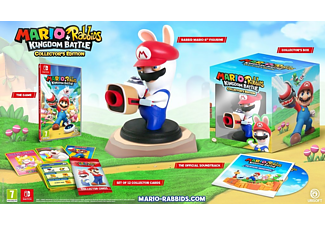 Mario + Rabbids Kingdom Battle Collectors Edition  Switch