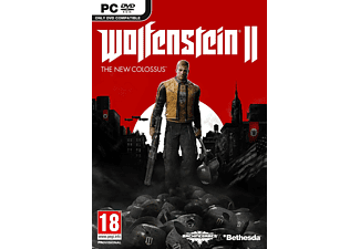 Wolfenstein II: The New Colossus NL/FR PC
