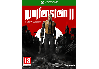 Wolfenstein II: The New Colossus NL/FR Xbox One