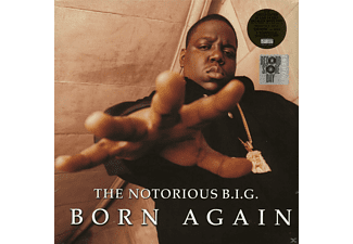 The Notorious B.I.G. - Born Again (Limited RSD Edition) - (Vinyl)