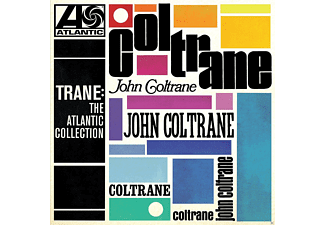 John Coltrane - Coltrane: The Atlantic Collection - (CD)
