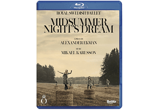Midsummer Nights Dream - (Blu-ray)